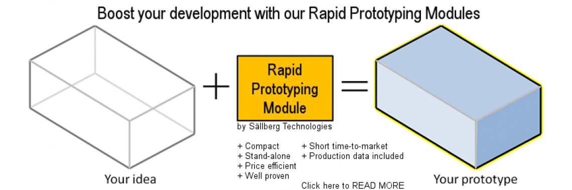 Rapid Prototyping Modules